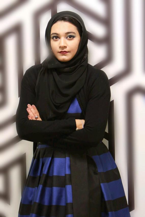 Khadija Siddiqi PTS Women Ambassador